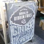 BROOKLYN RIBBON FRIES -