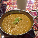 ダルマサラ - 料理写真:豆カリー