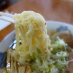 赤れんが - 美味しい麺は結構上のランク品
