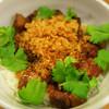 台南式魯肉飯(ルーローハン)