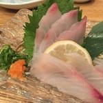 Chiba-Ken Japanese Restaurant - ハワイの魚「Ehu(エフ)」の刺身