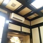 浜松 甲羅本店 - 重厚な造りです