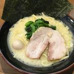 46487659 - 【2016.1月追加】塩ラーメン(700円)