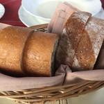 ブラマソーレ - パン