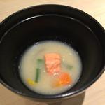 鮨処 美な味 - 粕汁