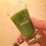 香食楽 - ケール汁