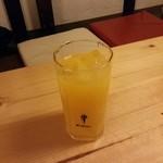 居酒屋わたり - オレンジ