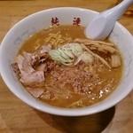 さっぽろ純連 - 本日の得々セット(味噌+ミニ炒飯)1,000円