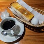CAFE LE DOME -
