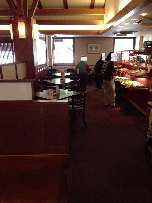 川根温泉 レストラン