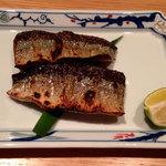 鮨与志乃 - 旬の焼き物