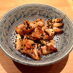 鮨与志乃 - ゲソ焼き