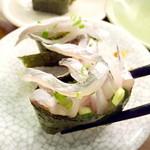 亀正くるくる寿司 - '15 12月中旬