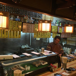 もりもと - もりもと(岡山県岡山市磨屋町)厨房
