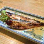 もりもと - もりもと(岡山県岡山市磨屋町)ママカリ320円