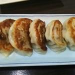 津湘苑 - 焼餃子