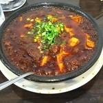 津湘苑 - 本格四川のマーボー豆腐