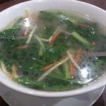 46496321 - ・野菜スープ 500円