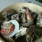 オイスターガーデン蔵矢 - 海鮮焼き