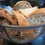 46498794 - 始めに出されるパン