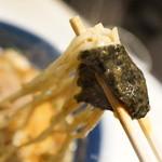 らー麺 山さわ - 海苔巻き