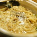 麺屋 潤焚 - カレーチーズリゾット