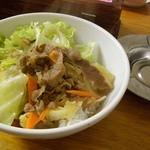 ママキムチ - プルコギ丼