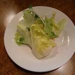 だんでぃらいおん - セット サラダ UP