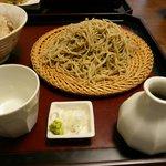 4650783 - 十割蕎麦(大盛)