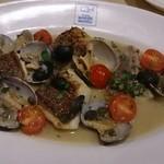 マルデナポリ - 料理写真:アクアパッツア