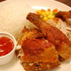 ピザハウスジュニア - 料理写真:広東風フライドチキン