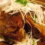 Yoshizakishokudou - 炙りソーキ煮