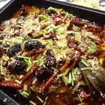 四季香 - 四季香特製焼き魚:3,800円