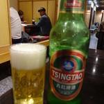 四季香 - 青島ビール:450円
