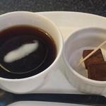 46505617 - ラードコーヒー、生チョコ