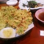 のみくい處作蔵 - 納豆天ぷら