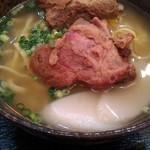 おきなわ亭 - 料理写真:ソーキそば
