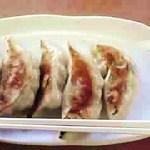 餃子のてっちゃん - 焼き餃子5個270円税込