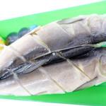 やまぐち  - 料理写真:キレイで大きめの鮎