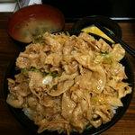 4651199 - すた丼(肉増し飯増し)