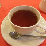グリル グランド - セットの紅茶