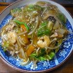 厨膳こまつや - 本場長崎の皿うどん