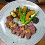 厨膳こまつや - 米沢牛ステーキ
