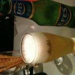 サラドネルケバブ - ビール(EFES)
