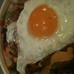 サラドネルケバブ - チキン卵丼2