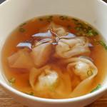 テディアンドダディ - 雲呑スープ