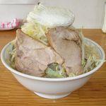 たいやき本舗 藤屋 - 鯛焼きラーメン 野菜マシ ニンニク無 680円