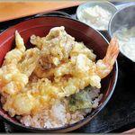 うどん屋 - 料理写真:天丼