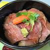 ピクネオ - 料理写真:160116 ローストビーフ丼