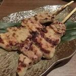 炙り炉端 山尾 - でか串/味噌漬けバラ:580円